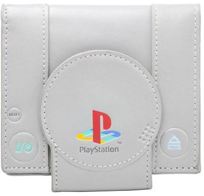 Peněženka PlayStation, otevírací