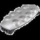 Eaton Protection Box 8 Tel@+TV FR, 8x zásuvka, 1x RJ45