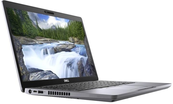 Dell Latitude 14 (5410), šedá