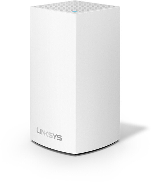 Linksys Velop Whole Home Intelligent System, Dual-Band, (AC1300), 1ks