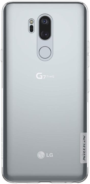 Nillkin Nature TPU Pouzdro pro LG G7 ThinQ, transparentní