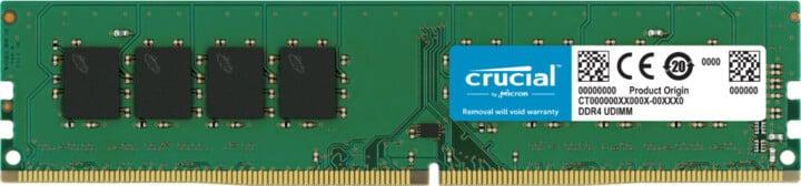 Crucial 32GB DDR4 3200 CL22
