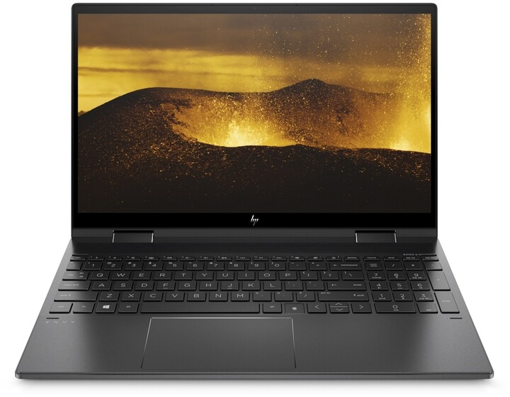 HP ENVY x360 15-ee0000nc, černá + ON Site záruka