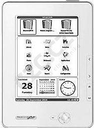PocketBook PRO 612, bílá