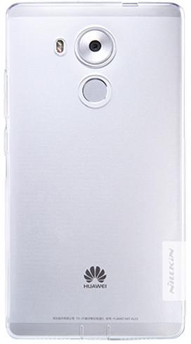 Nillkin Nature TPU Pouzdro Transparent pro Huawei Mate 8