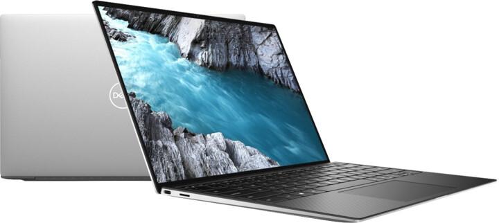 Dell XPS 13 (9310), stříbrná-černá