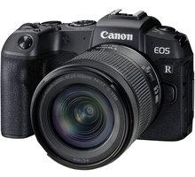 Canon EOS RP, černá + RF 24-105mm F4-7.1 IS STM Ponožky se vzorem - velikost 38 - 42 v hodnotě 219 Kč + Získejte zpět 4 100 Kč po registraci
