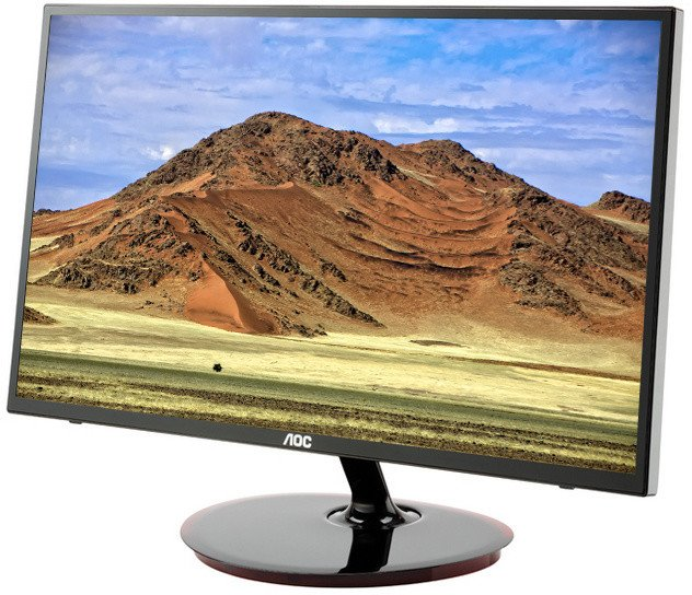 AOC e2461Fwh - LED monitor 24""