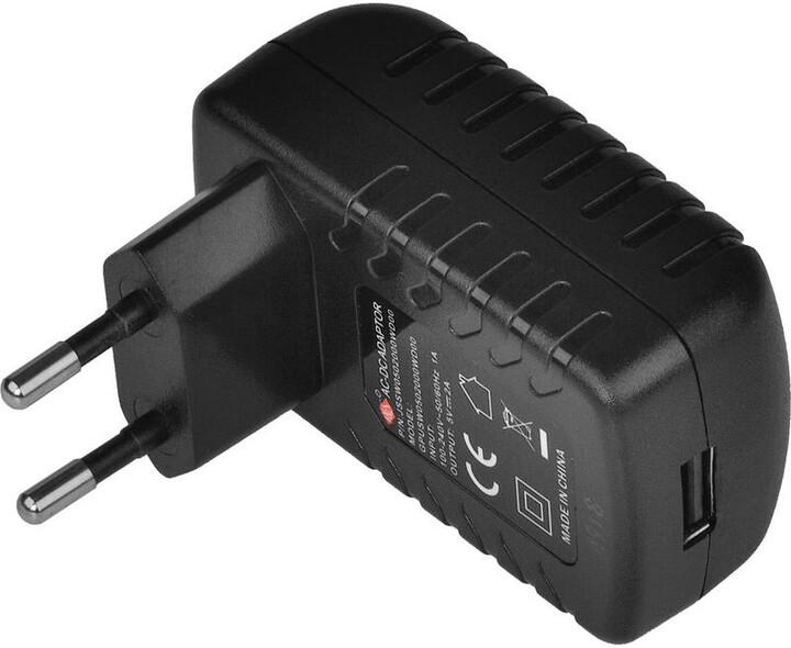 Virtuos zdroj pro BT-310 a adaptéry RS-232 k zásuvce 5V/2A