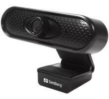 Sandberg USB Webcam 1080P HD, černá - 133-96