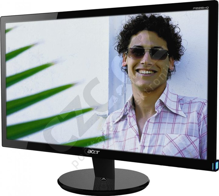 """Acer P226HQVb - LCD monitor 22"""""""