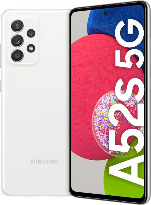 Samsung Galaxy A52s, 6GB/128GB, White