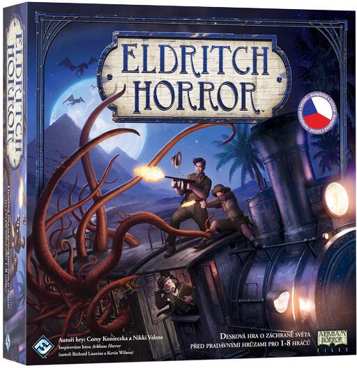 Desková hra Eldritch Horror