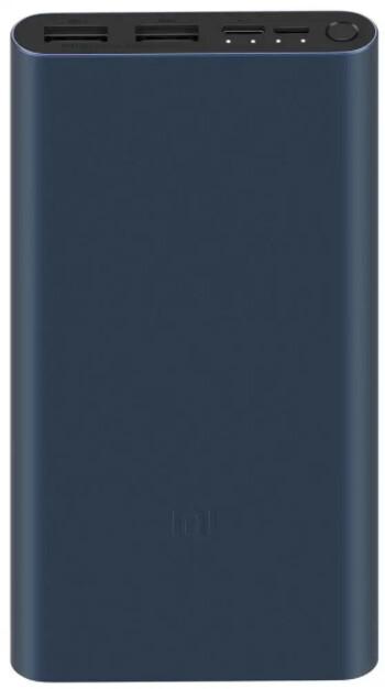 Xiaomi Mi Fast Charge Power Bank 3 10000mAh, černá