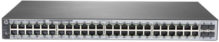 HP 1820 48G PoE+