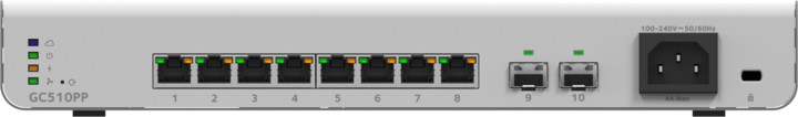 NETGEAR VIZN Smart Cloud GC510PP