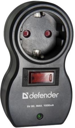 Defender Voyage 100, přepěťová ochrana