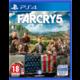 Far Cry 5 (PS4)  + Voucher až na 3 měsíce HBO GO jako dárek (max 1 ks na objednávku)
