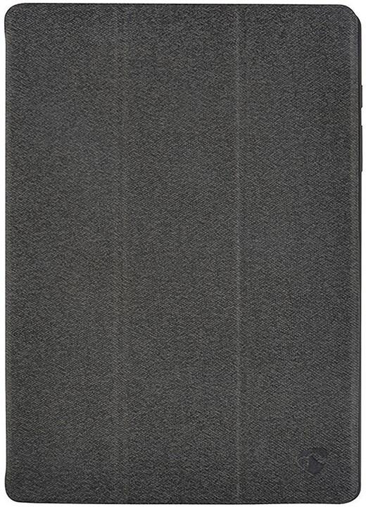 """Nedis flipové pouzdro pro Apple iPad 10,2"""" 2019/2020, šedá/černá"""