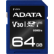 ADATA SDXC Premier Pro 64GB 95MB/s UHS-I U3