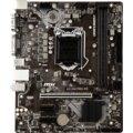 MSI H310M PRO-VD - Intel H310