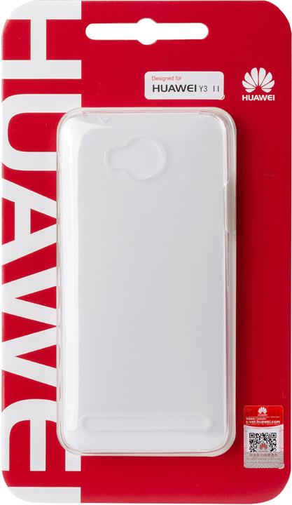 Huawei Original Protective Pouzdro 0.8mm White Y5 II (EU Blister)
