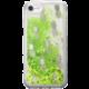 CellularLine gelové pouzdro Stardust pro Apple iPhone 8/7/6, motiv Pineapple