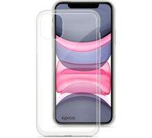 EPICO twiggy gloss ultratenký plastový kryt pro iPhone 11, bílá transparentní - 42410101000002