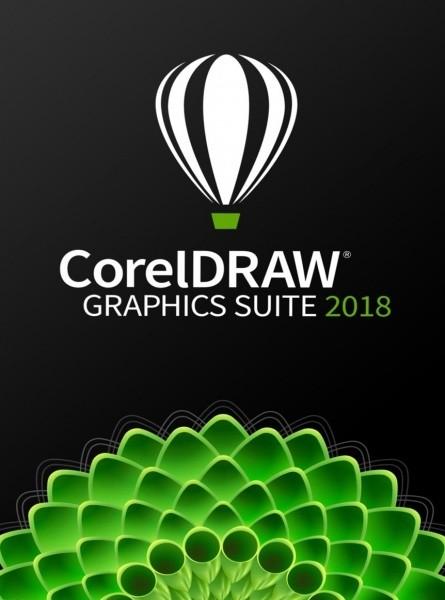 CorelDRAW Graphics Suite 2018 Upgrade