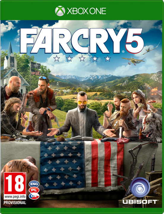 Far Cry 5 (Xbox ONE)