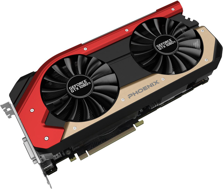 Gainward GeForce GTX 1080 Ti Phoenix, 11GB GDDR5X