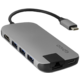 EPICO USB Type-C Hub Multi-Port 4k HDMI & Ethernet - space gray