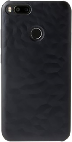 Xiaomi Mi A1 Textured Hard case Black
