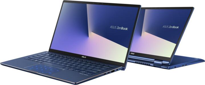 ASUS ZenBook Flip 13 UX362FA, modrá