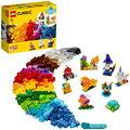 LEGO® Classic 11013 Průhledné kreativní kostky
