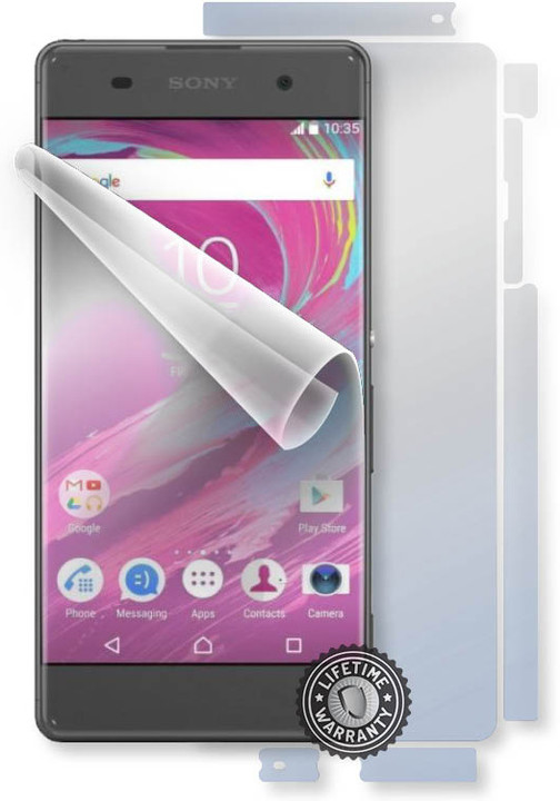 ScreenShield fólie na celé tělo pro Sony Xperia XA