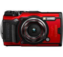 Olympus TG-6, červená - V104210RE000