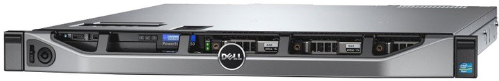 Dell PowerEdge R430 /E5-2620v4/8GB/300GB 15K/1x 550W/Rack 1U
