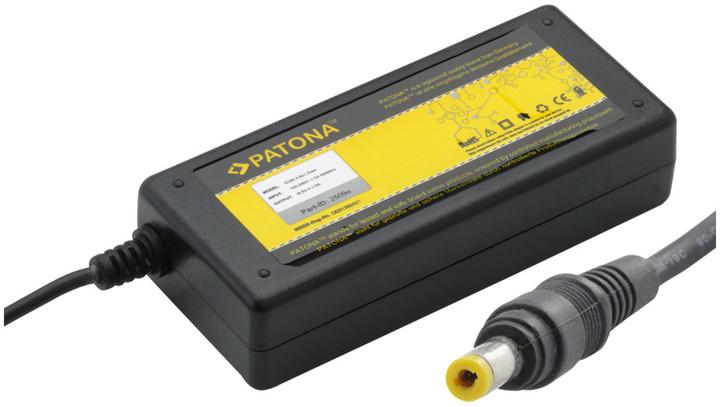 Patona napájecí adaptér k NTB HP 18,5V/3,5A 65W konektor 4,8x1,7mm HP