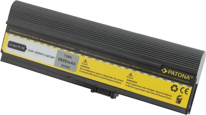 Patona baterie pro ACER, ASPIRE 3600 TM 2400 11,1V 6600mAh