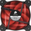 Corsair Air Series AF120 Quiet LED Red Edition, 120mm