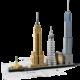 LEGO® Architecture 21028 New York City Elektronické předplatné deníku Sport a časopisu Computer na půl roku v hodnotě 2173 Kč