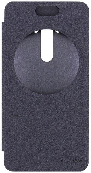 Nillkin Sparkle S-View pouzdro Black pro ASUS Zenfone Selfie ZD551KL