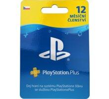 Playstation Plus Card - 12 měsíců 5x 100 Kč slevový kód na hry a herní merchandising nad 499 Kč + Elektronické předplatné deníku Sport a časopisu Computer na půl roku v hodnotě 2173 Kč