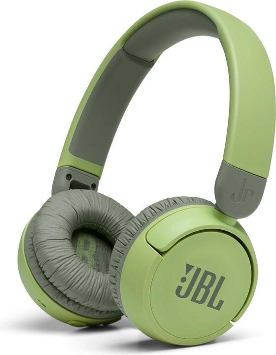 JBL JR 310BT, zelená