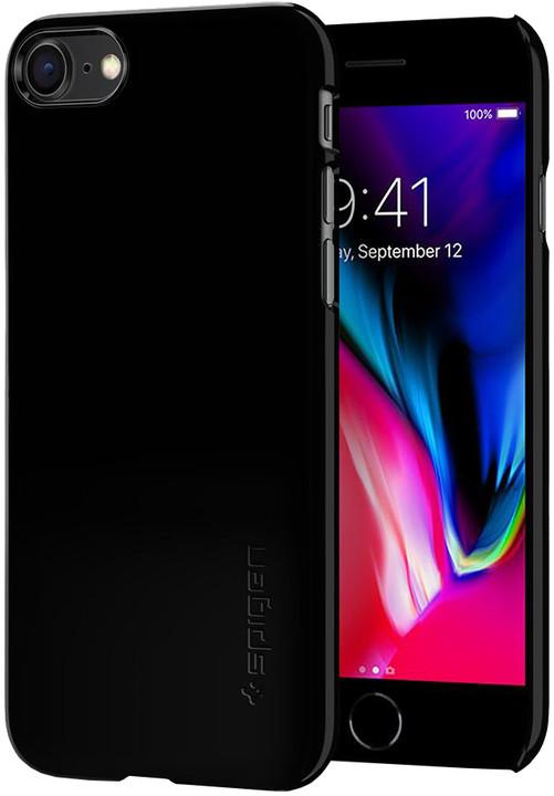 Spigen Thin Fit iPhone 8, jet black