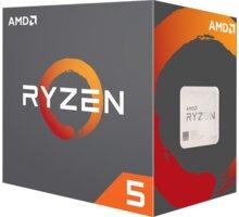 AMD Ryzen 5 1600X  + 300 Kč na Mall.cz