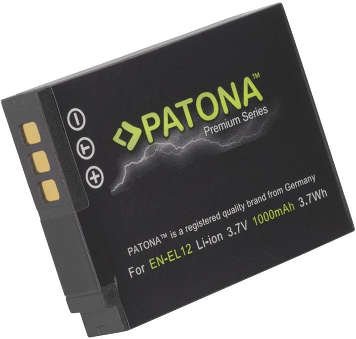 Patona baterie pro Sony NP-FM500H 1000mAh Li-Ion Premium