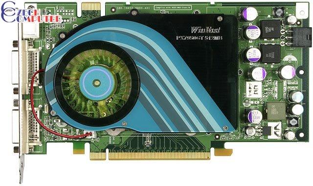 Leadtek Winfast PX7950 GT TDH 256MB, PCI-E