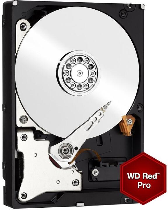 """WD Red Pro (FFBX), 3,5"""" - 8TB"""